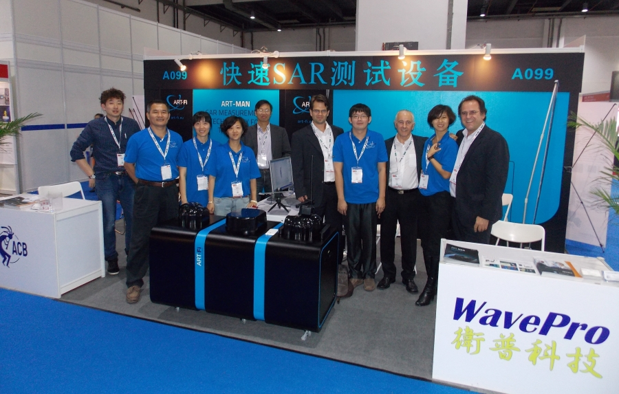 ART-Fi SAR testing solutions reaches agreement to expand into Chinese market